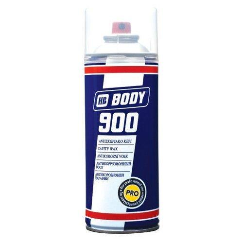 Антикор HB BODY 900 Aerosol 0.4 л баллончик прозрачный