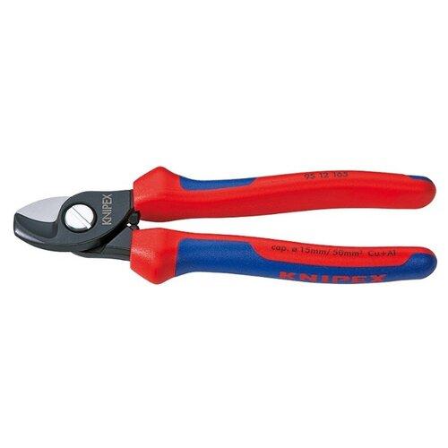 Бокорезы Knipex KN-9512165 165 мм синий/красный knipex kn 7401160 силовые бокорезы red