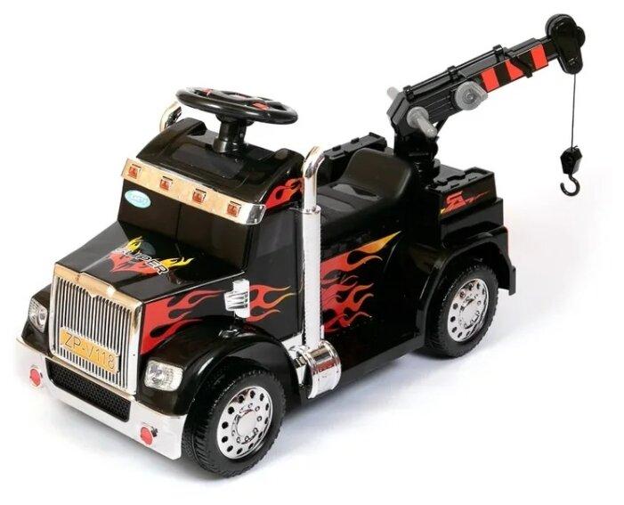 Детский электромобиль Barty ZPV100 Черный