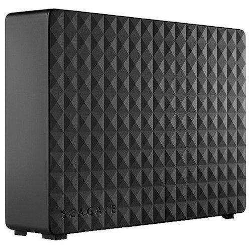Фото - Внешний HDD Seagate Expansion desktop drive 16 ТБ черный two desktop shelves racks simple bookcase small bookshelf