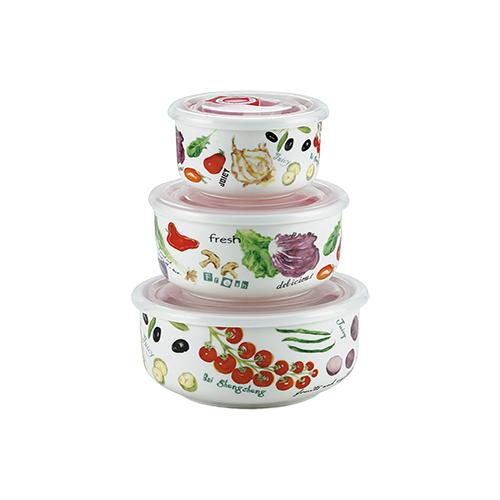 Фото - Bekker Набор контейнеров BK-5116, овощи bekker набор контейнеров bk 5147 белый сиреневый