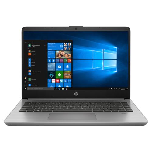 Ноутбук HP 340S G7 (9TX20EA) (Intel Core i3 1005G1 1200MHz/14/1920x1080/8GB/256GB SSD/DVD нет/Intel UHD Graphics/Wi-Fi/Bluetooth/DOS) 9TX20EA пепельно-серый ноутбук