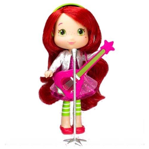 Купить Кукла Bridge Шарлотта Земляничка Земляничка с музыкальным инструментом, 15 см, 12243, Куклы и пупсы