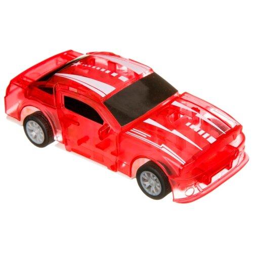 Купить Легковой автомобиль BONDIBON ВВ4241 красный, Машинки и техника