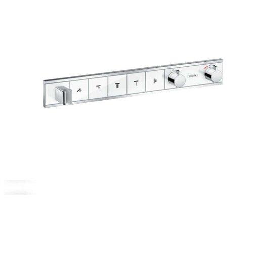 Фото - Термостат для ванны Hansgrohe RainSelect 15358400 термостат для ванны hansgrohe rainselect 15356400