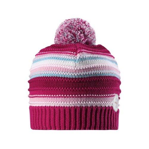 Купить Шапка Reima размер 52, 3560 розовый, Головные уборы