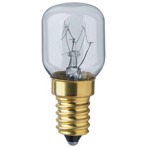 Фото - Лампа накаливания для бытовой техники Navigator 61207, E14, T25, 15Вт аксессуары для бытовой техники