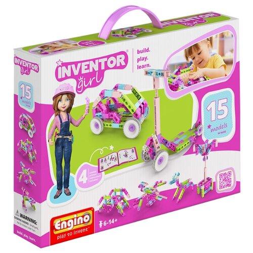 Купить Конструктор ENGINO Inventor Girl IG15, Конструкторы