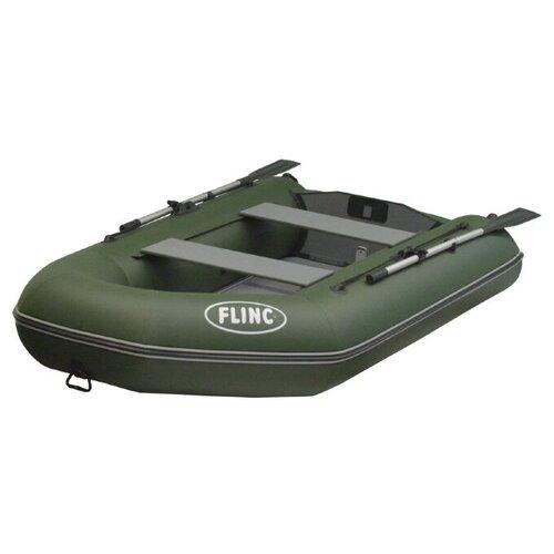 Фото - Надувная лодка Flinc FТ290LA зеленый надувная лодка flinc ft340к зеленый