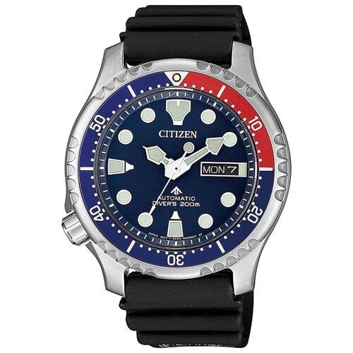 Фото - Наручные часы CITIZEN NY0086-16LE наручные часы citizen av0070 57l