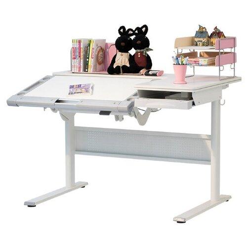 Стол детский Comf-Pro М18 120x74 см белый
