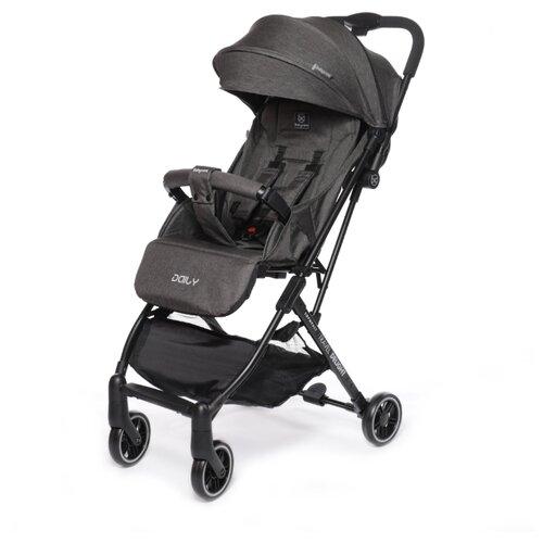 цена на Прогулочная коляска Baby Care Daily черный