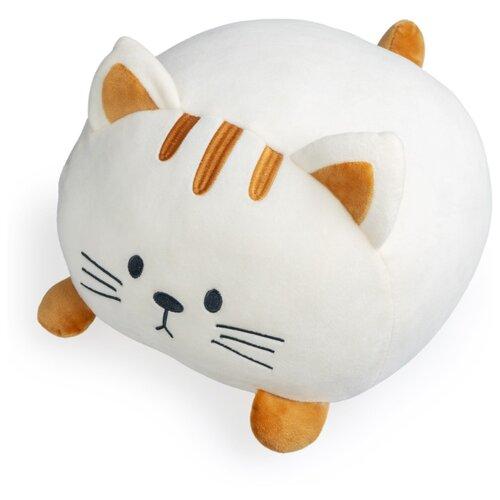 Подушка диванная Kitty белая
