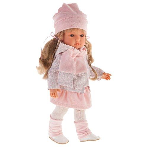 Фото - Кукла Antonio Juan Эстефания в розовом, 45 см, 2817P куклы и одежда для кукол munecas antonio juan кукла эстефания в розовом 45 см