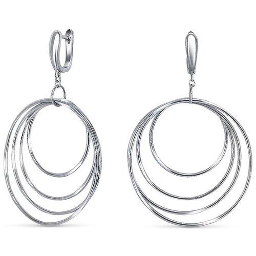 Silver WINGS Серьги из серебра 02fye8992-113 серьги silver wings 22set8535 113