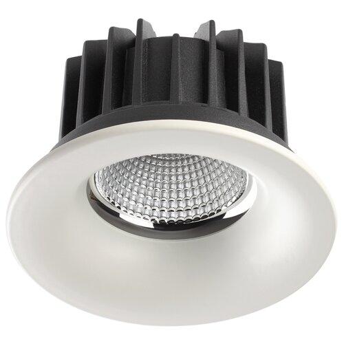 Встраиваемый светильник Novotech 357603 встраиваемый светодиодный светильник novotech 357603