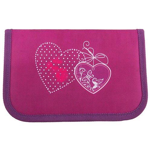 Mag Taller Пенал Hearts розовый mag taller рюкзак zoom flowers разноцветный