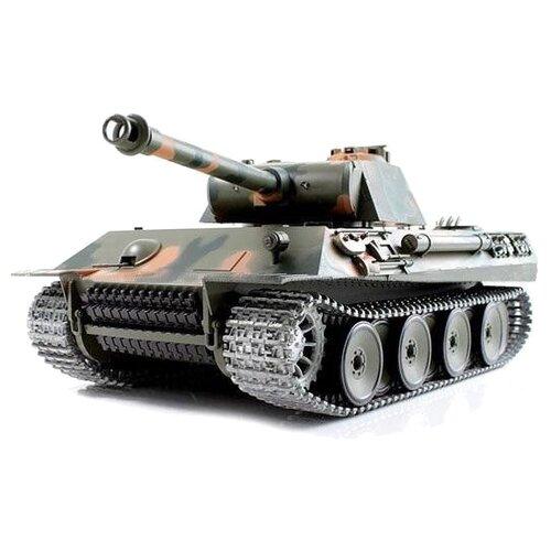 Танк Heng Long Panther (3819-1ProV5.3) 1:16 52 см хаки