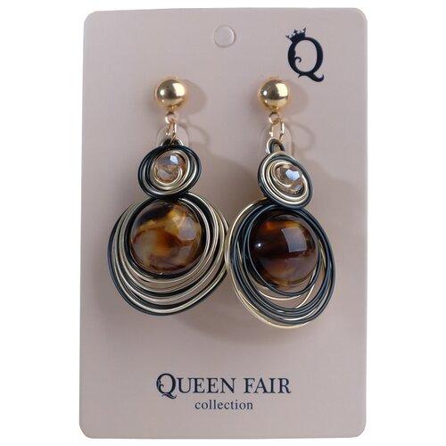 Queen fair Серьги Валькирия 4576504