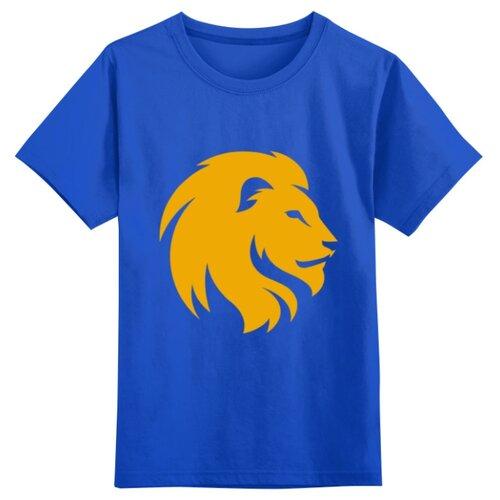 Футболка Printio размер S, синий, Футболки и майки  - купить со скидкой