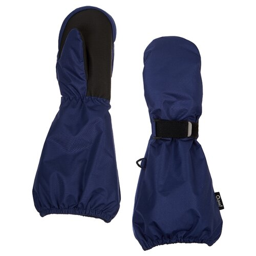 Варежки Oldos размер 7-8, темно-синий варежки краги для девочки oldos active мира цвет ярко розовый 1a8gl06 размер 7 8