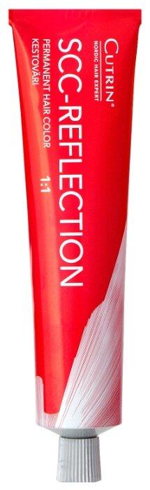 Cutrin стойкая крем-краска для волос SCC-Reflection, 60 мл