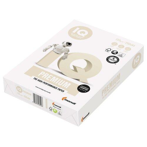 Фото - Бумага Mondi A4 IQ Premium 120 г/м² 250 лист. белый 1 шт. микодерил крем 1% 15 г
