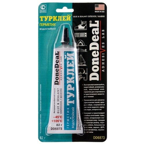 Клей универсальный DoneDeal Турклей DD6873 клей donedeal dd6643 30гр супер индустриальный