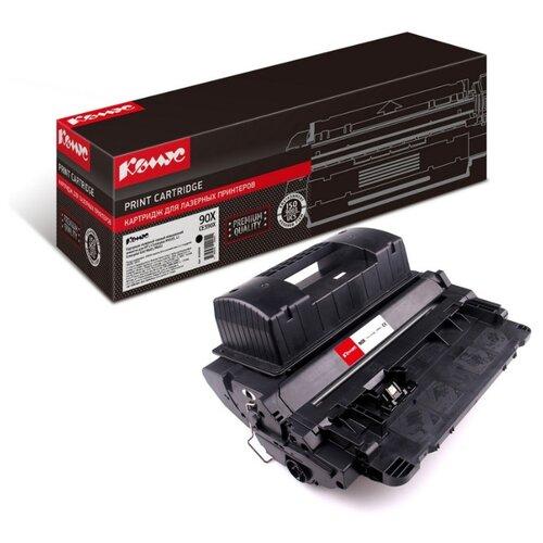 Фото - Картридж лазерный Комус 90X CE390X черный, повышенная емкость, для HP LJ 600M602/M картридж ce390x
