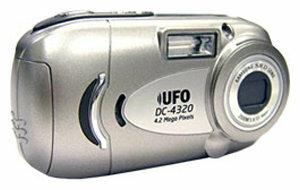 Фотоаппарат UFO DC 4320