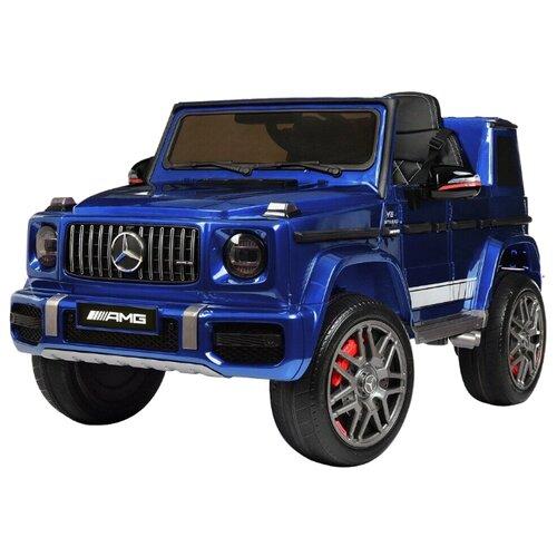 Купить Toyland Автомобиль Mercedes-Benz G63 AMG BBH-0003, синий, Электромобили