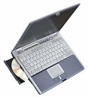 Ноутбук Fujitsu-Siemens LIFEBOOK S-6120 (Pentium M 1600Mhz/13.3