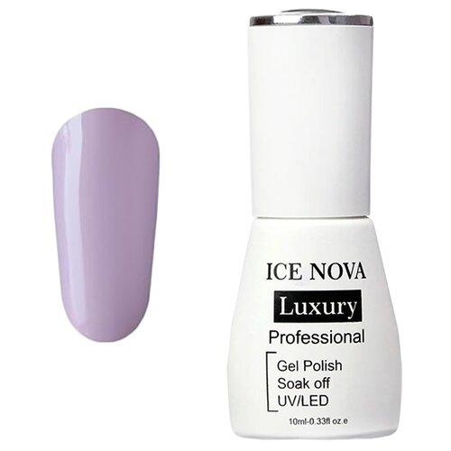 Купить Гель-лак для ногтей ICE NOVA Luxury Professional, 10 мл, 027 periwinkle