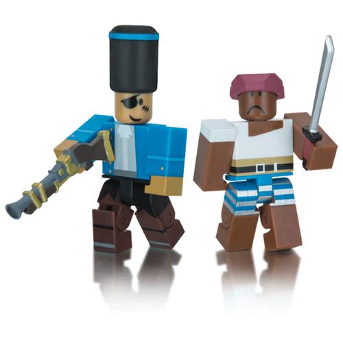Фото - Набор фигурок Roblox: Cannoneers Battle For Jolly Island набор фигурок roblox fashion famous