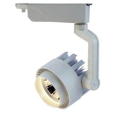 Трековый светильник-спот Arte Lamp Vigile A1610PL-1WH