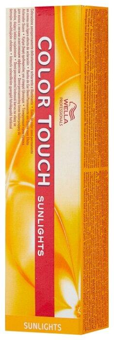 Wella Professionals Color Touch Sunlights крем-краска для волос, 60 мл