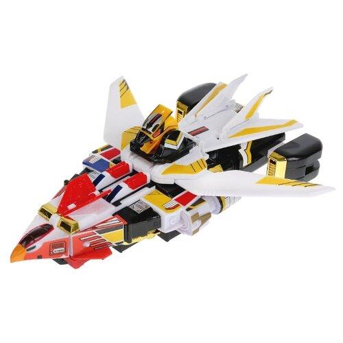 Купить Трансформер Play Smart Коршун 8011 белый/черный, Роботы и трансформеры
