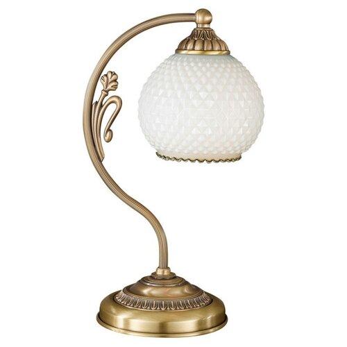 Настольная лампа Reccagni Angelo P 8400 P, 60 Вт настольная лампа reccagni angelo p 6358 p 60 вт