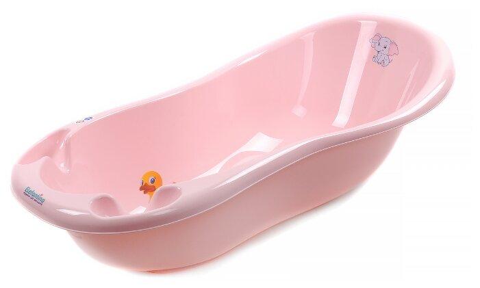 Ванночка Elefantino 100 см без слива с термометром