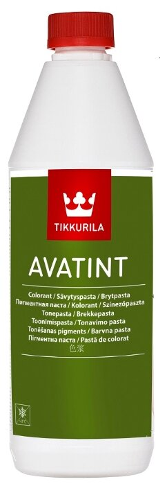 Колеровочная паста Tikkurila Avatint