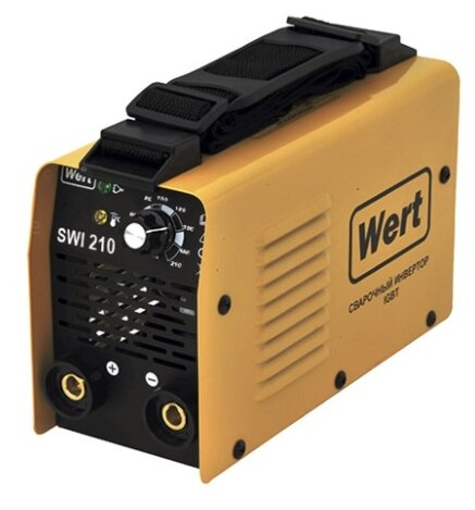 Сварочный аппарат Wert SWI 210 (MMA)