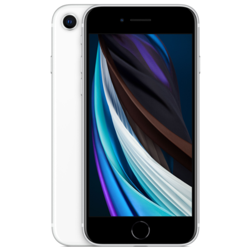 Фото - Смартфон Apple iPhone SE (2020) 64GB белый (MHGQ3RU/A) Slimbox смартфон apple iphone 11 64gb 2020 белый