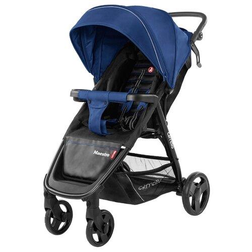 Купить Прогулочная коляска CARRELLO Maestro CRL-1414 orient blue, Коляски