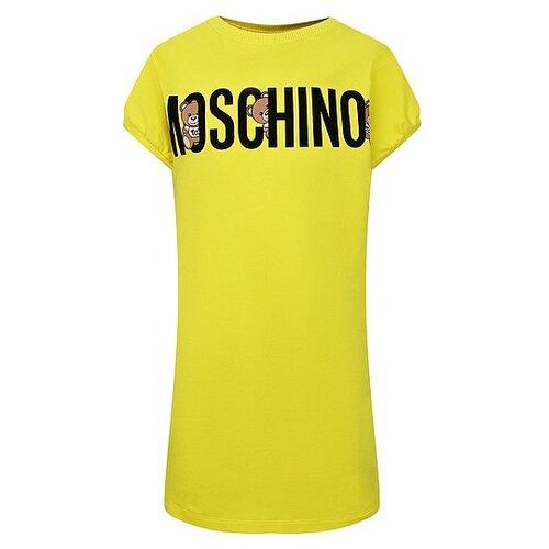 Платье MOSCHINO размер 104, желтый