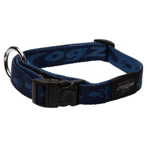 Ошейник Rogz Alpinist XL (HB27) 43-70 см синий