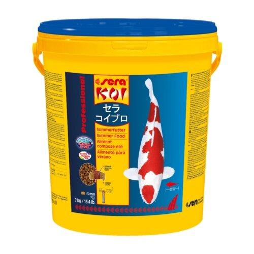 Сухой корм для рыб Sera Koi Professional лето 7000 г