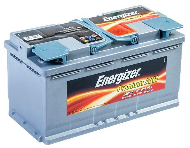 Аккумулятор Energizer Premium AGM EA95L5