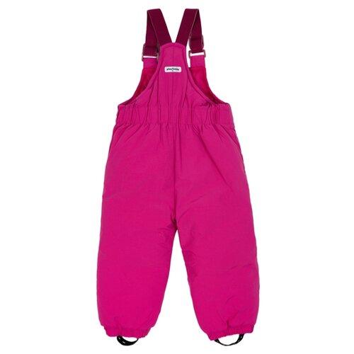 Купить Полукомбинезон playToday 398155 размер 86, розовый, Полукомбинезоны и брюки
