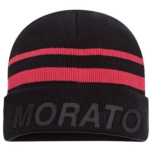 Купить Шапка бини Antony Morato размер 56-58, черный, Головные уборы
