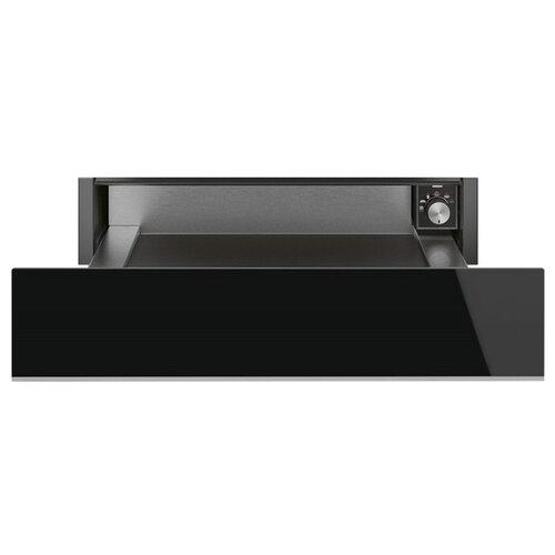 Подогреватель посуды smeg CPR615 черный/серебристый
